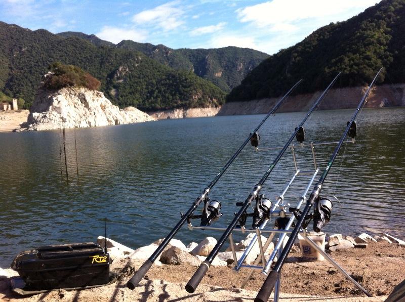 испания фото рыбалки