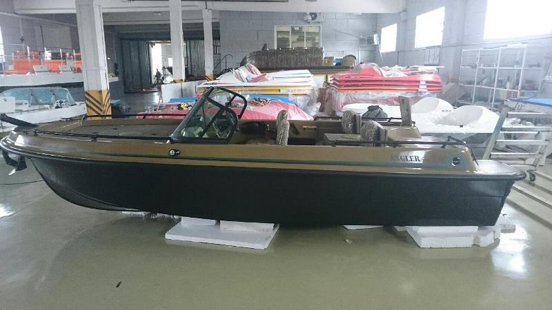 рейтинг алюминиевых катеров для рыбалки