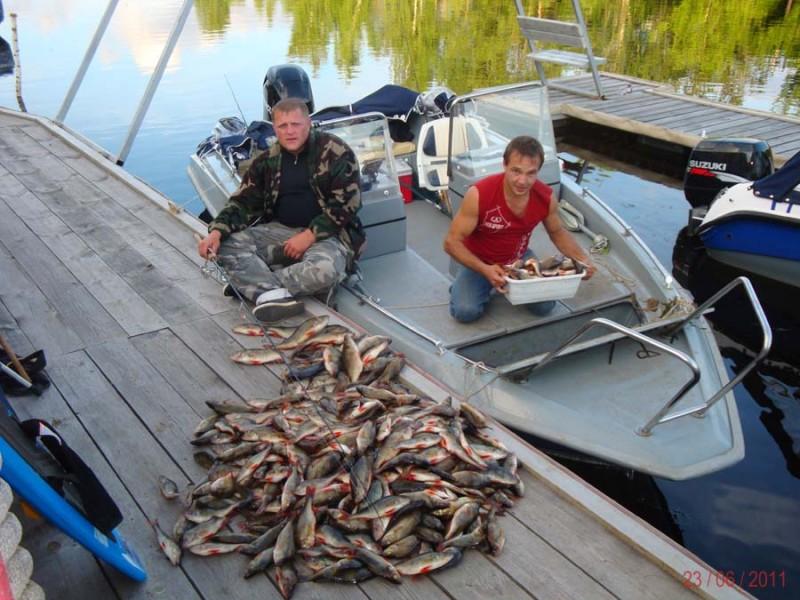 отчеты о рыбалке озерки тверская