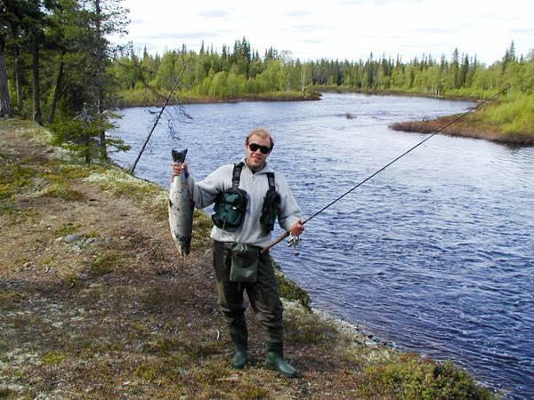 рыболовные путешествия по рекам сибири