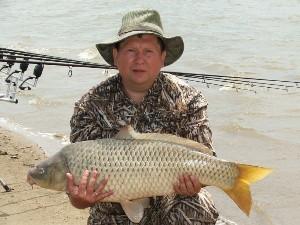 Рыболовный туризм