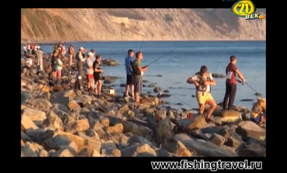 рыбалка на черном море шанин